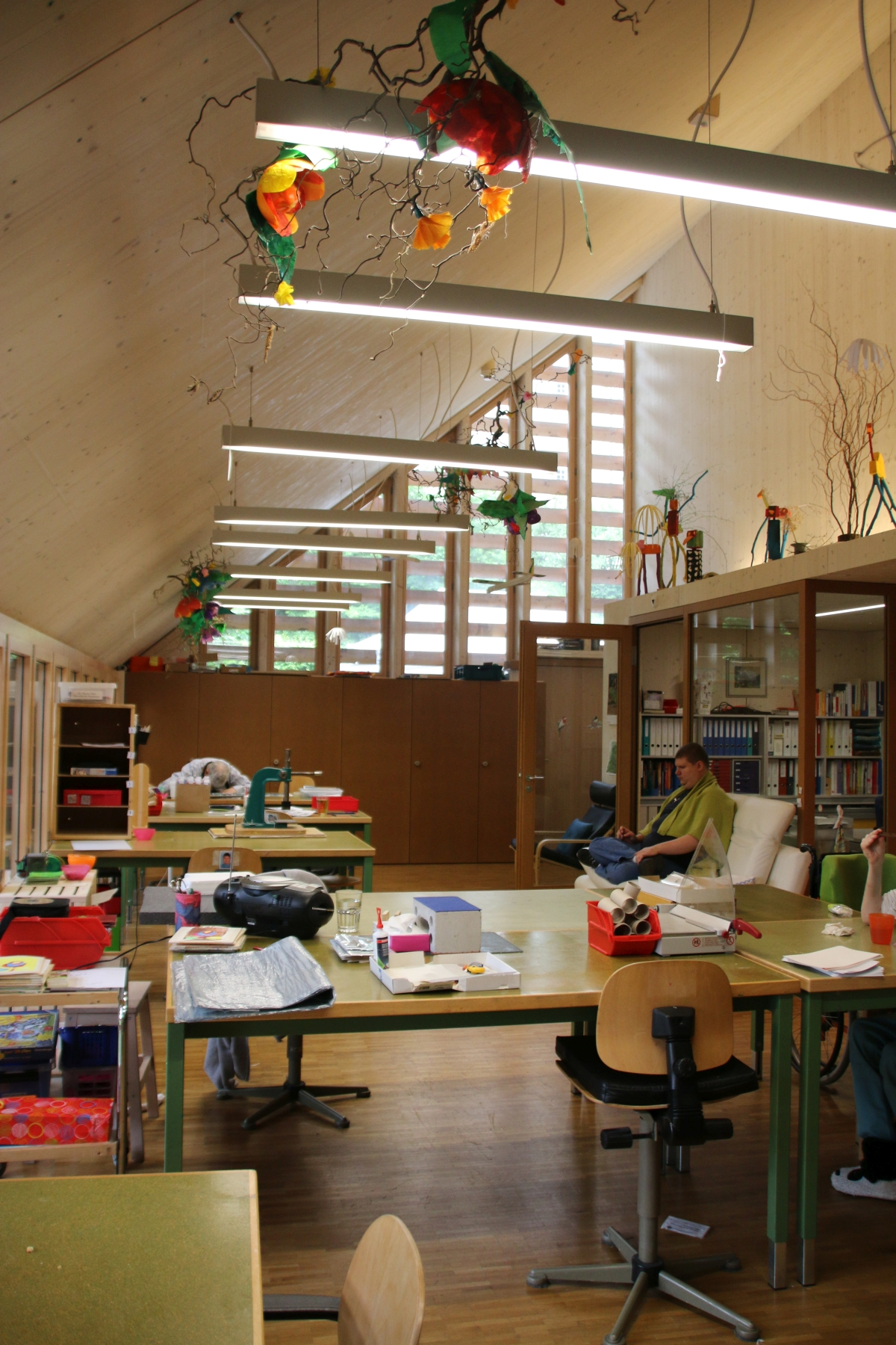 Beschaeftigung-Atelier