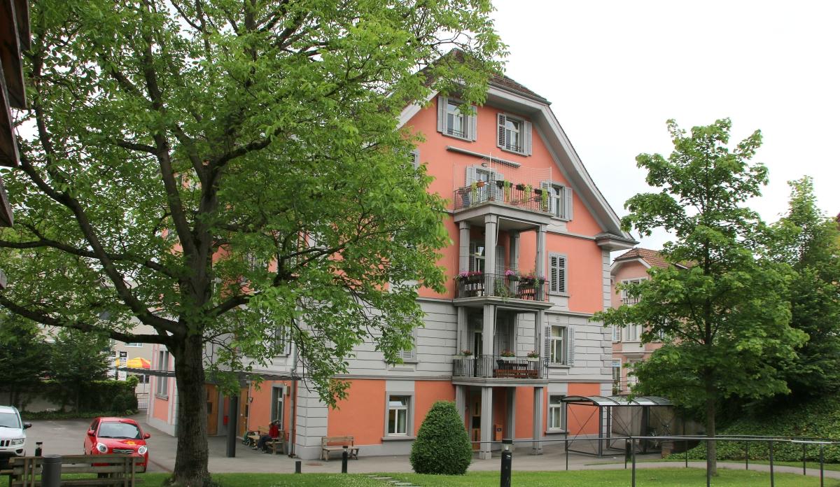 Start-Wohnheim